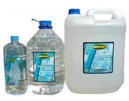 Дистилированная вода 5л OilRight