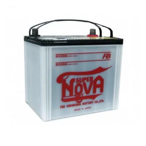 FB SUPER NOVA 65Ah 75D23R (пусковой ток 530А)