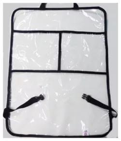 """Защитная накидка на спинку переднего сиденья """"ProtectionBaby Карманы"""" PB-009"""