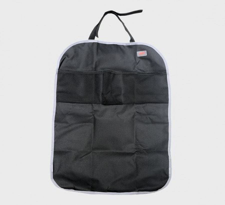 """Защитная накидка на спинку переднего сиденья """"Siger SAFE-1"""" ORGS0201 с карманами"""
