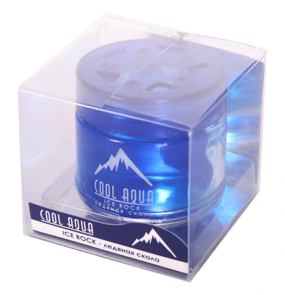 """Ароматизатор воздуха на панель гелевый """"AZARD Cool Aqua"""" CA-11 Ледяная скала"""