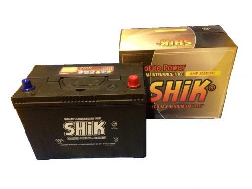 SHIK SMF 90Ah 105D31L