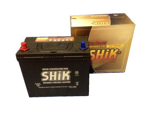 SHIK SMF 45Ah 55B24R